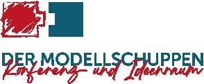 Logo - Der Modellschuppen - Konferenz- und Ideenraum